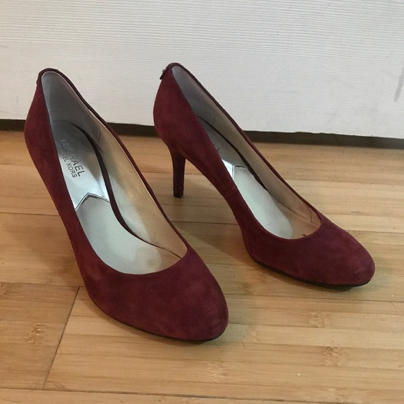 Michael Kors Shoes - Like-New Michael Kors Heels
